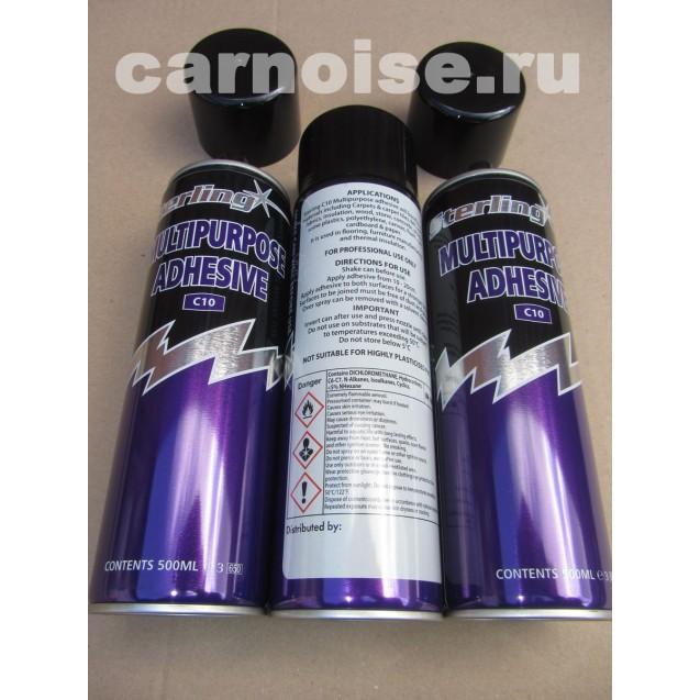 Клей для карпета Sterling C10 Adhesive, 500 ml