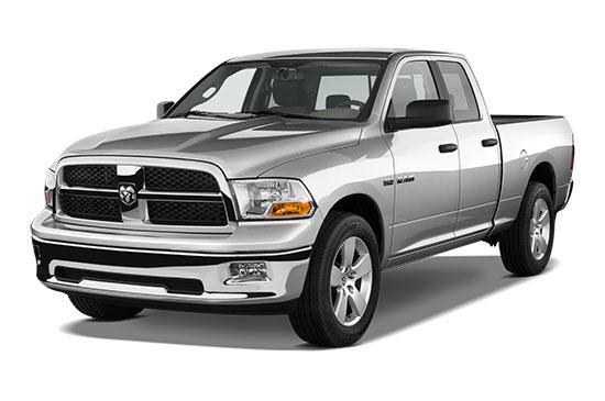 Установка шумоизоляции на Dodge Ram