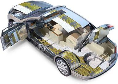 Основные цели шумоизоляции автомобиля