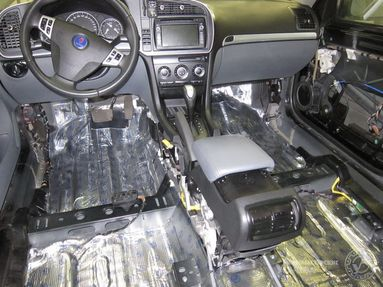 Автомобили, которые нуждаются в шумоизоляции